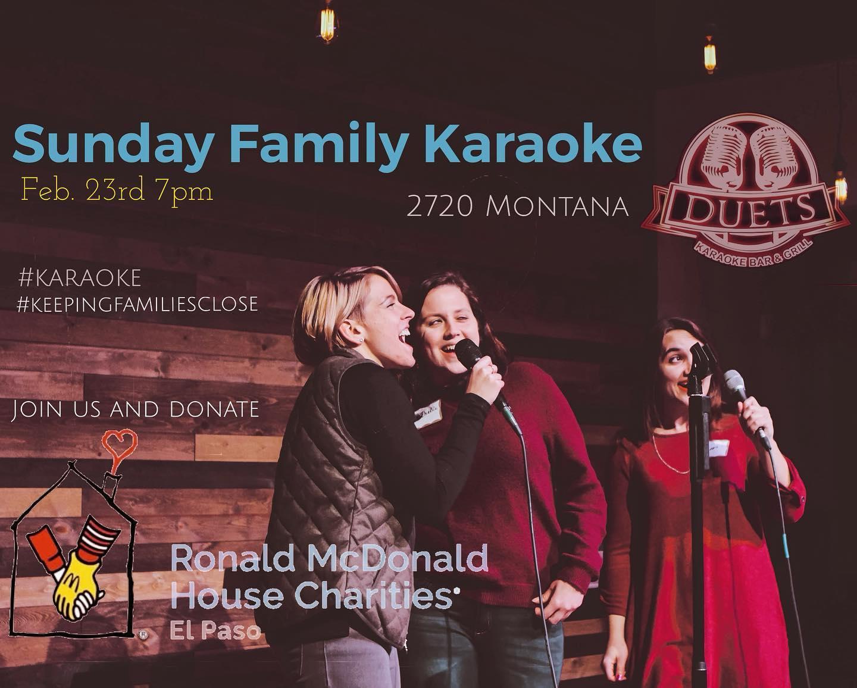 Duets Karaoke Bar & Grill 2720 Montana Ave, El Paso