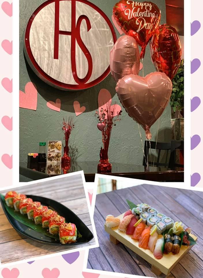 Hamachi Sushi 9861 Dyer St suite 24, El Paso