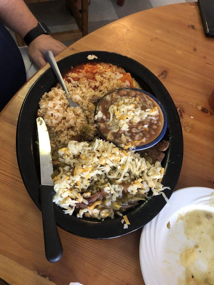 Mama's Mexican Restaurant 1461 Lee Trevino Dr #301, El Paso