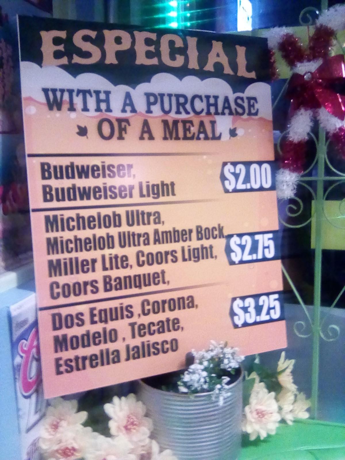 Timos Restaurant 4800 Montana Ave, El Paso
