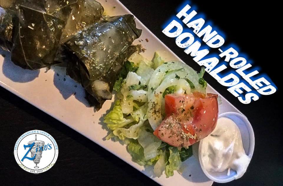 Zino's Greek and Mediterranean Cuisine 7040 N Mesa St, El Paso