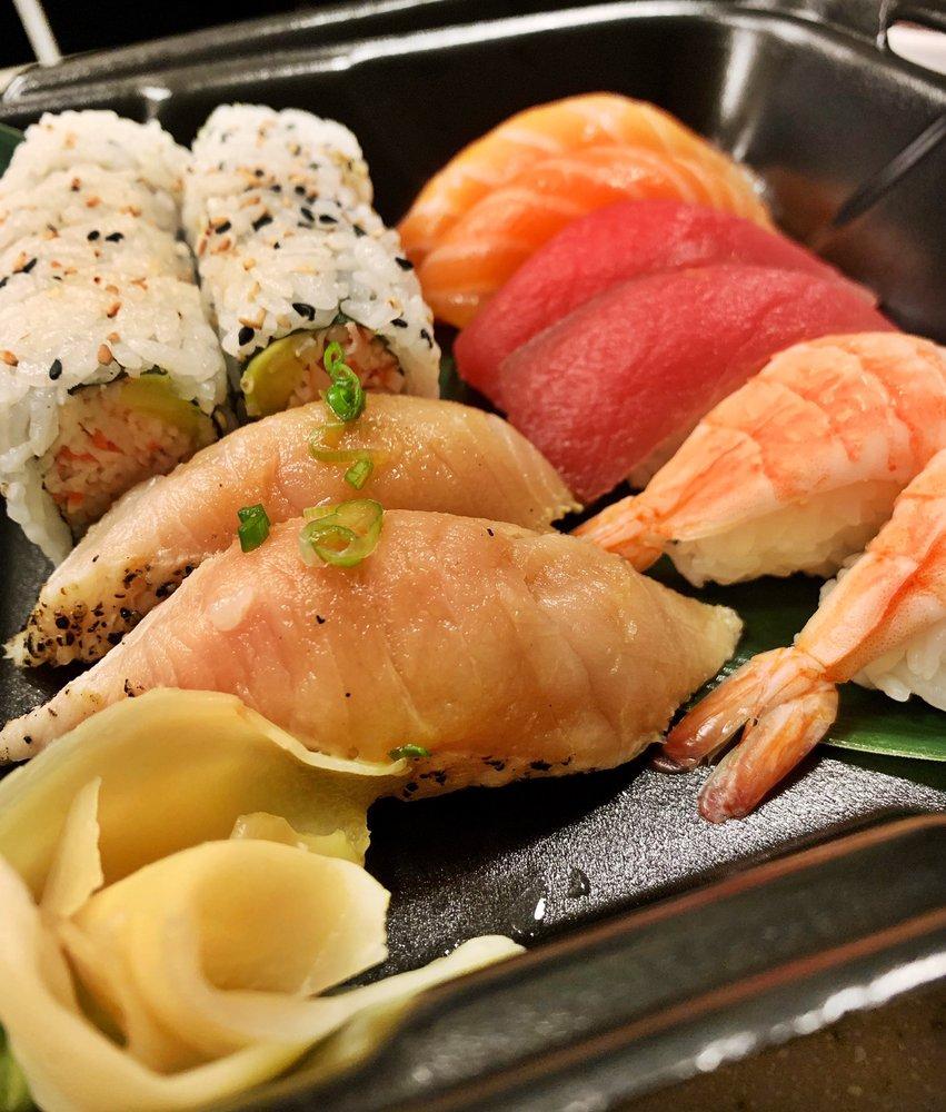 Sushi Garden 5435 N Mesa St A, El Paso