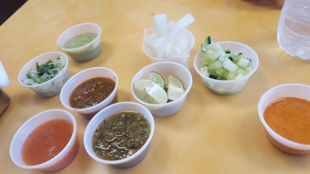 Tacos Don Cuco (Clark) 5901 Alameda Ave, El Paso