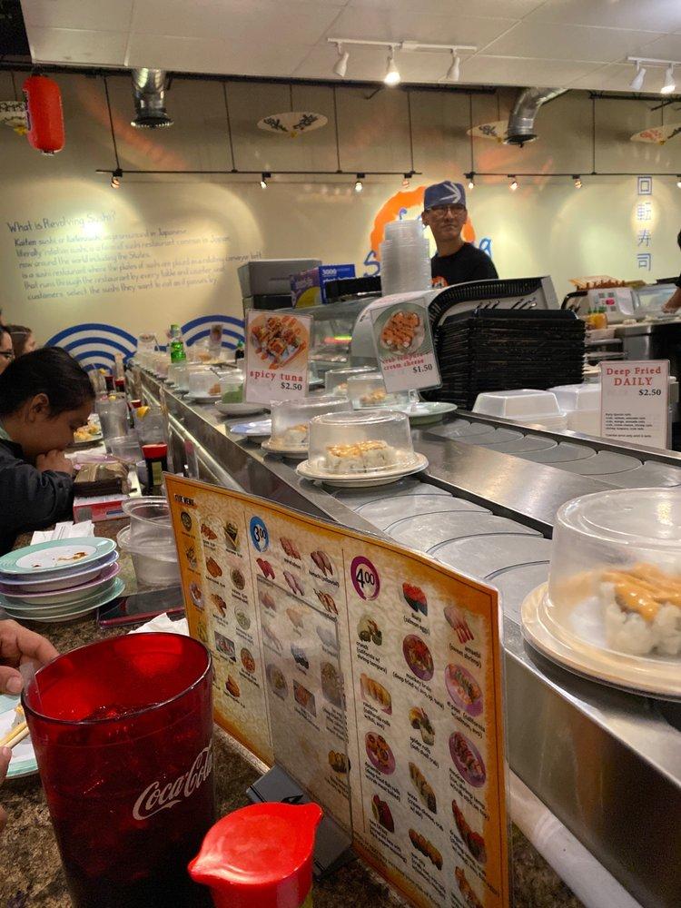 SUSHI ING Japanese Restaurant 8855 Viscount Blvd, El Paso