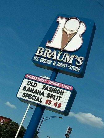 Braum's Ice Cream & Burger Restaurant