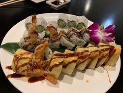 Kyushu Hibachi Steakhouse and Sushi