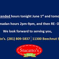 Stacatto's