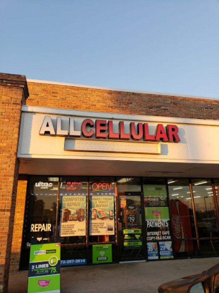 All Cellular & Computers - iPhone iPad Samsung LG Repair Irving Macbook Windows
