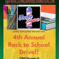 Fade Zone Barber & Salon