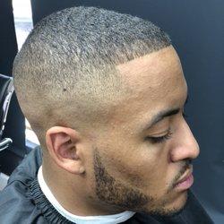 Dominican barber shop