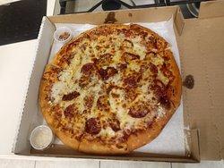 Frontier Pizza