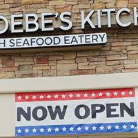 PHOEBE'S KITCHEN: a fresh seafood eatery