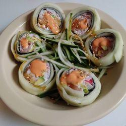 Laredo Sushi Roll
