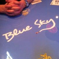 Blue Sky Texas