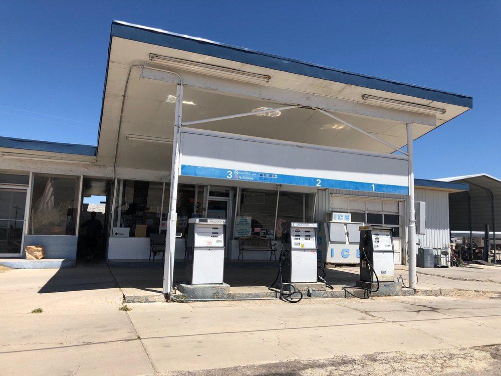 Aguilar Fina Service Station