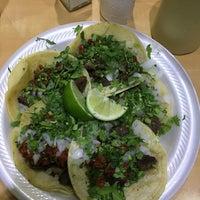 Tacos La Banqueta Puro DF
