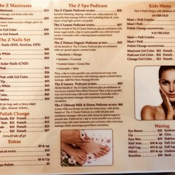 The Z Nails & Spa in Round Rock, Texas