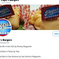 Papa's Burgers In God We Trust