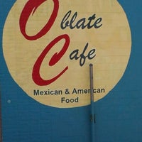 Oblate Cafe