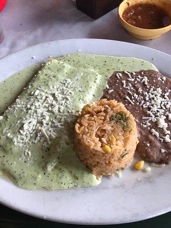 Ajuúa! Mexican Grill