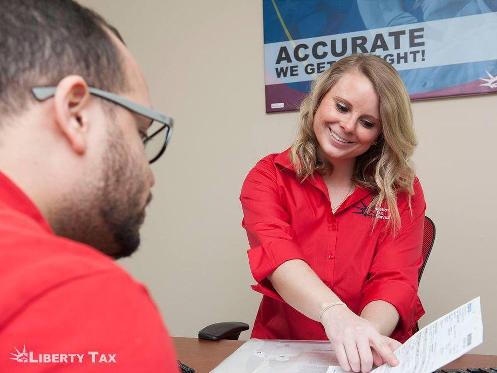 Liberty Tax Service Spring