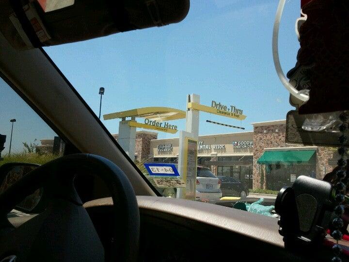 McDonald's Spring