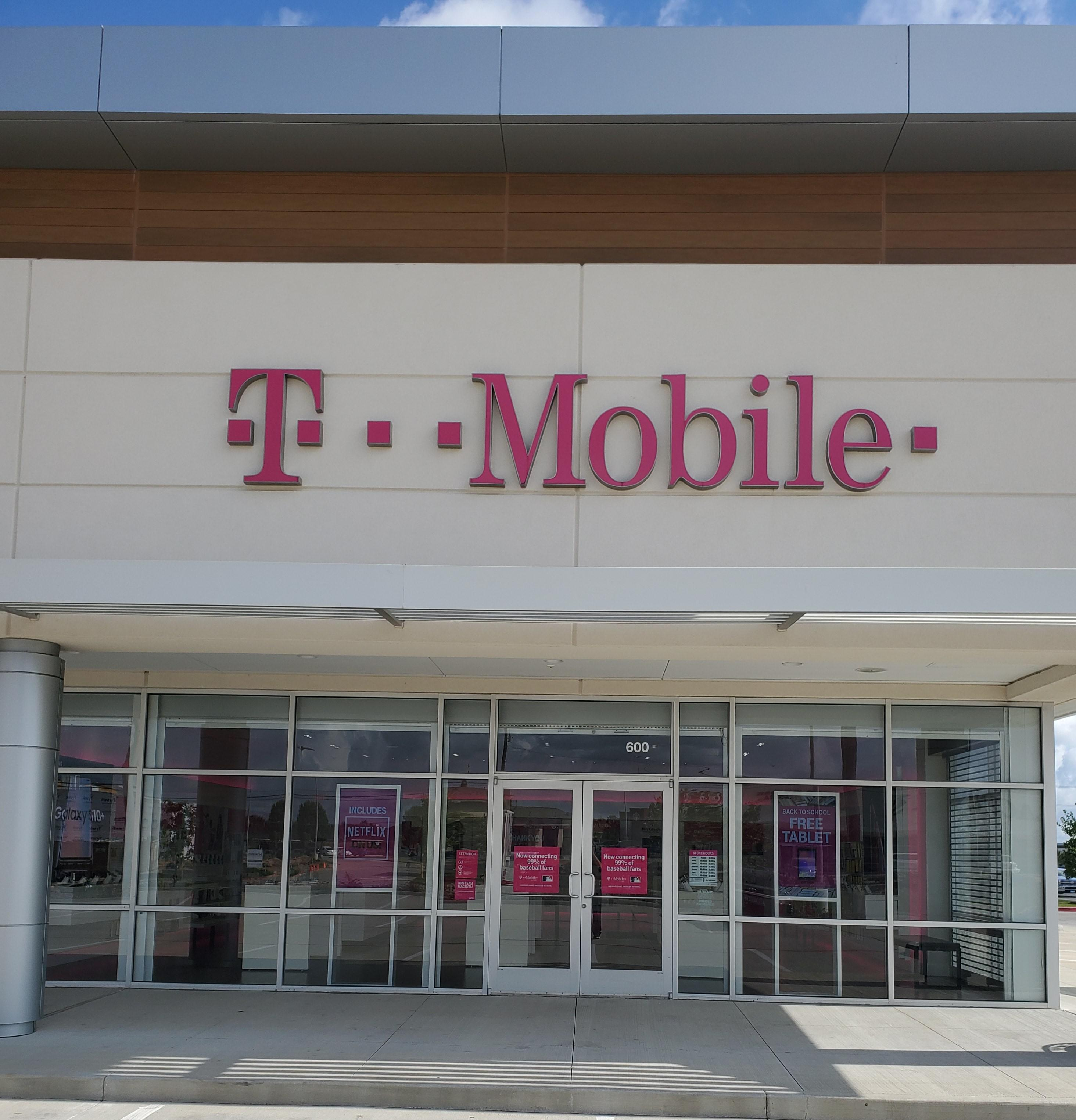 T-Mobile Spring
