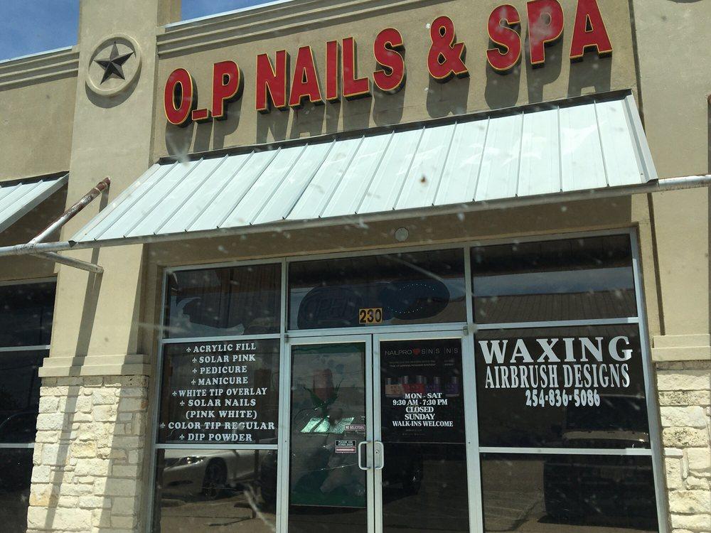 O.P Nails & Spa
