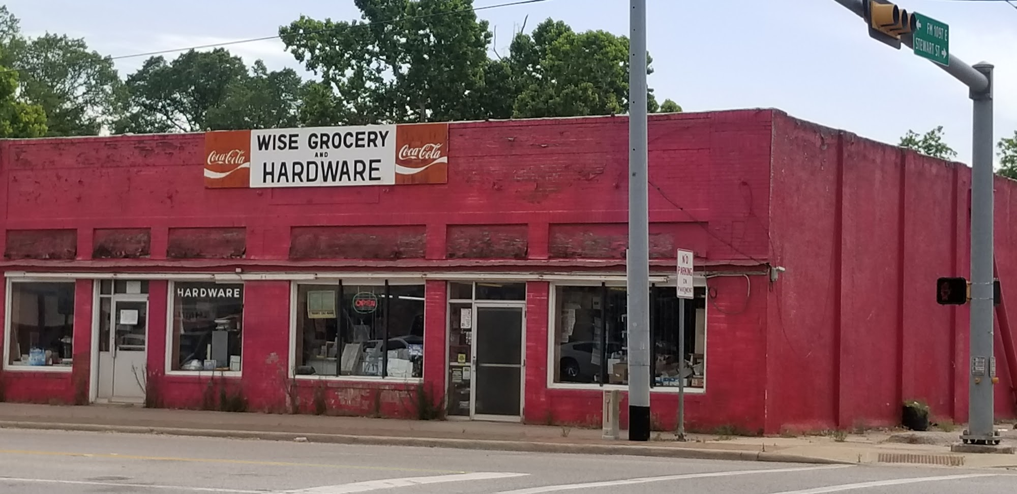 Wise Grocery & Hardware Inc.