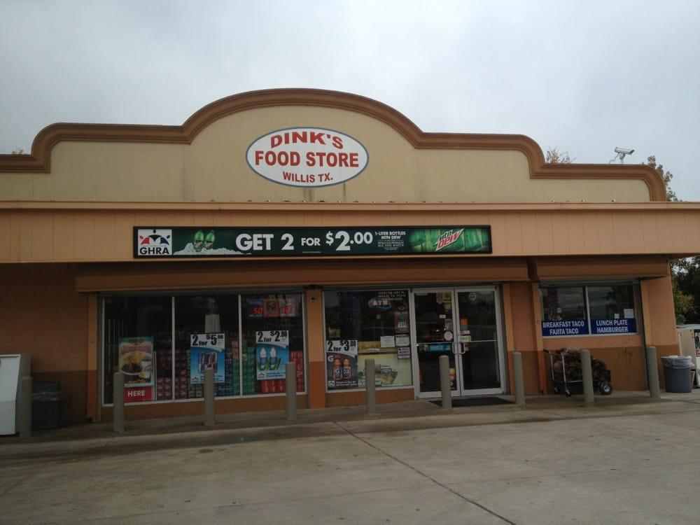 Dinks Food Store