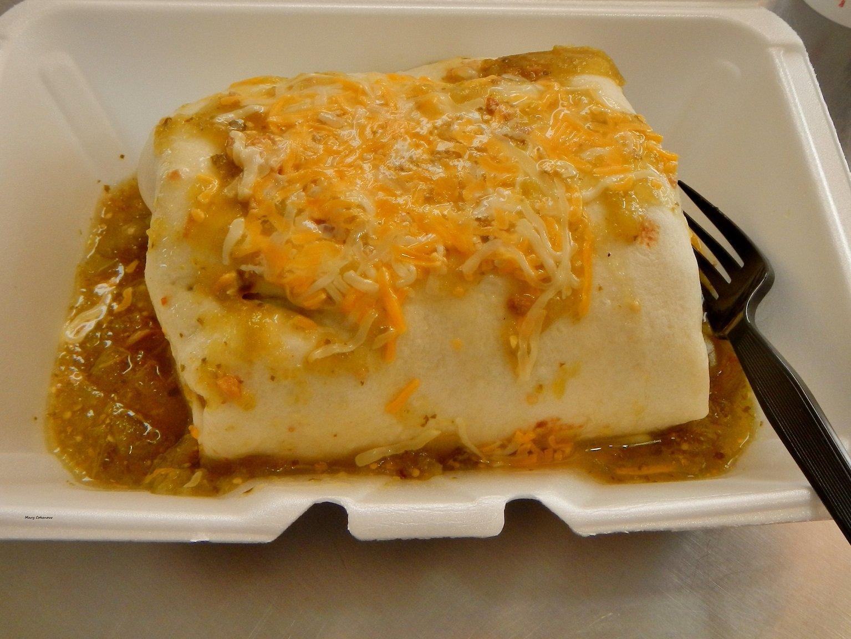 Pop's Burritos 148 S Main St, Blanding