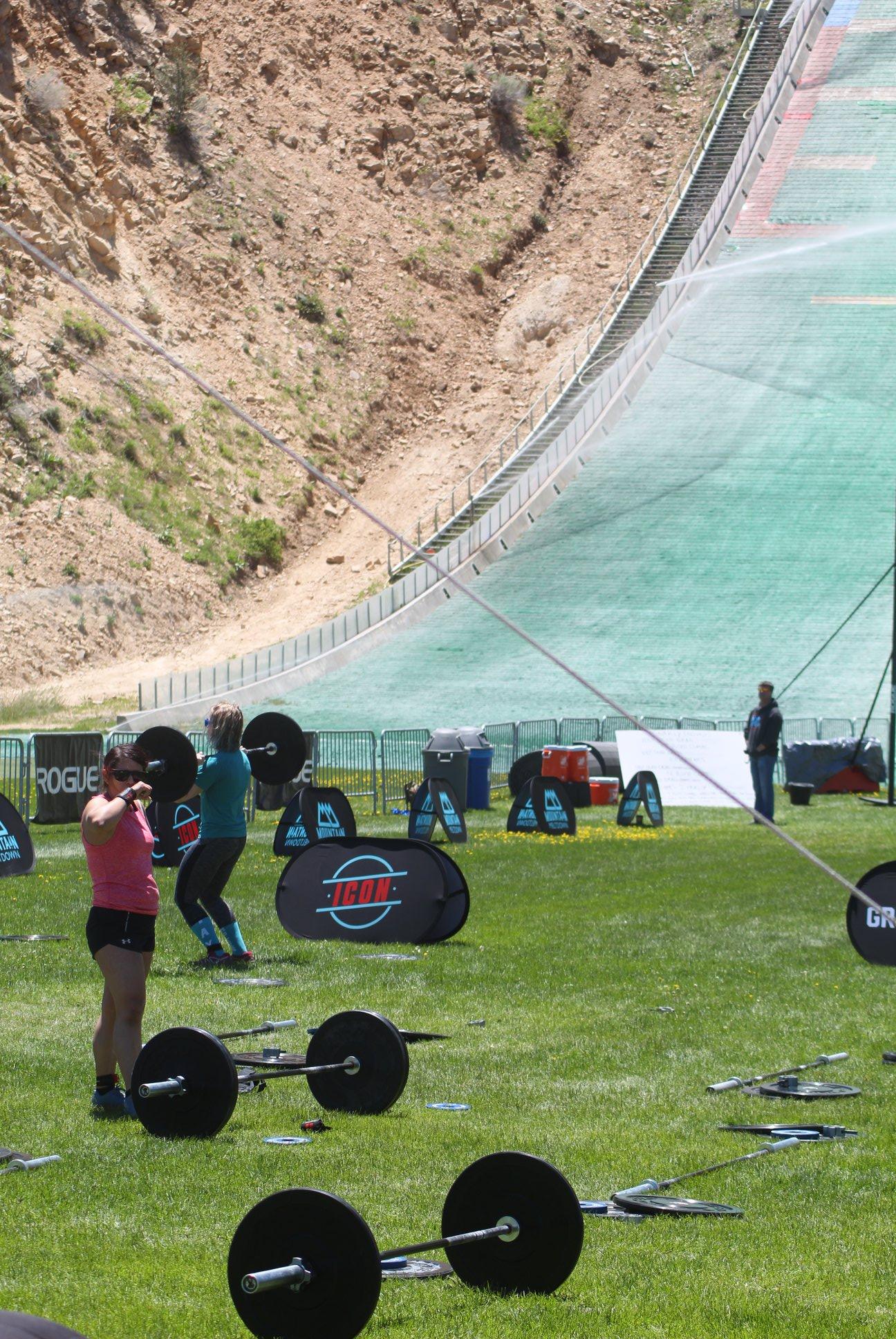 CrossFit 5524 Van Winkle, Salt Lake City