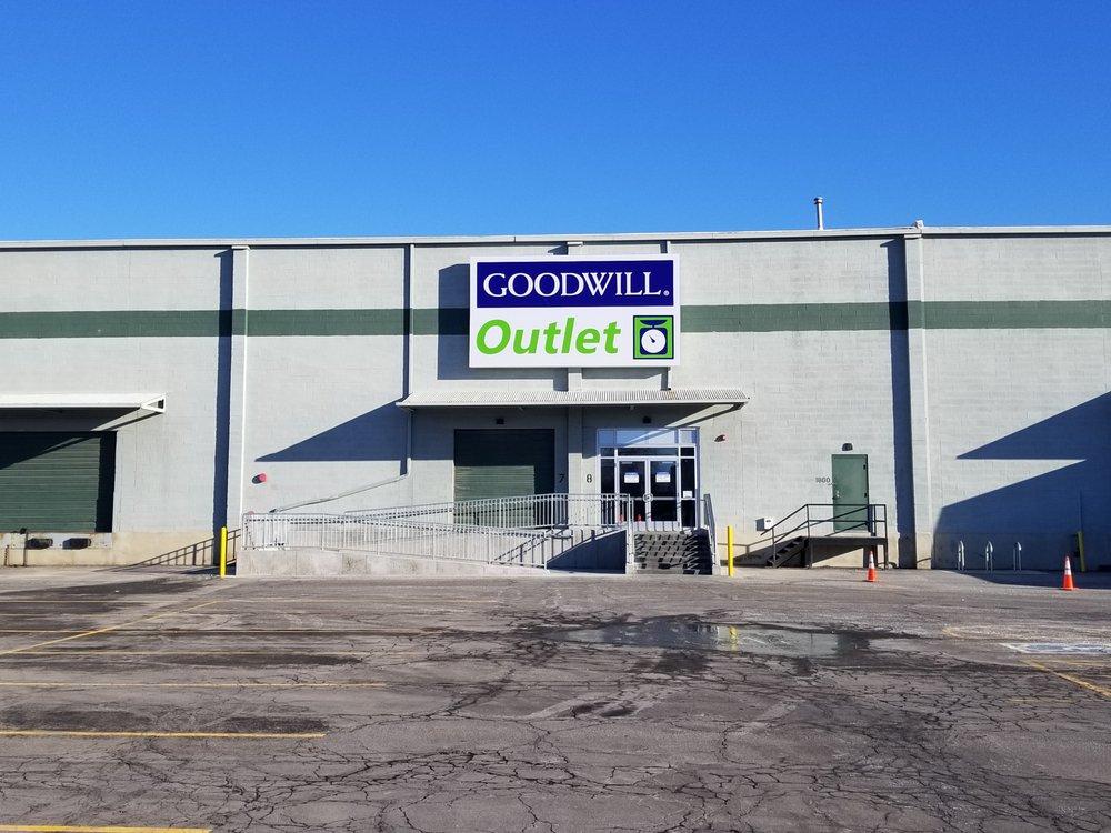 Goodwill 1850 W 1500 S, Salt Lake City