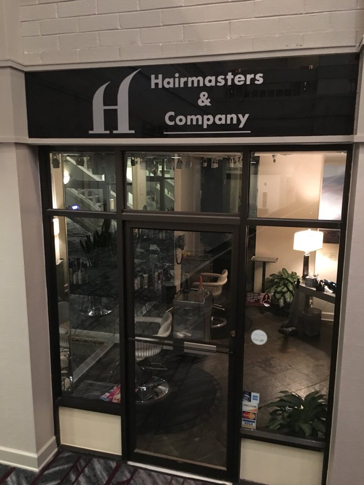 HairMasters 150 W 500 S, Salt Lake City
