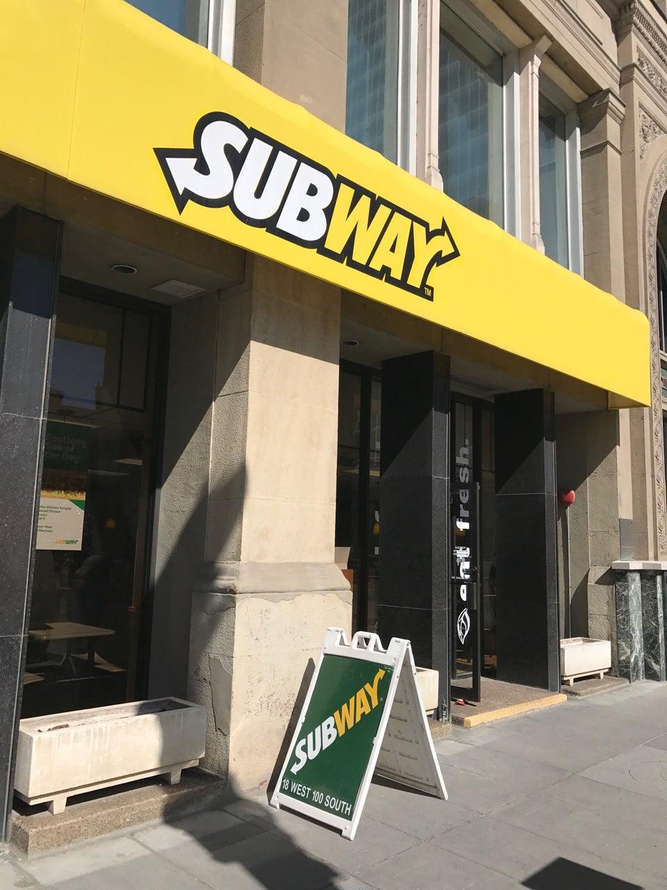 Subway Salt Lake City