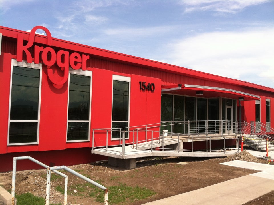 Kroger 1540 S Redwood Rd, Salt Lake City