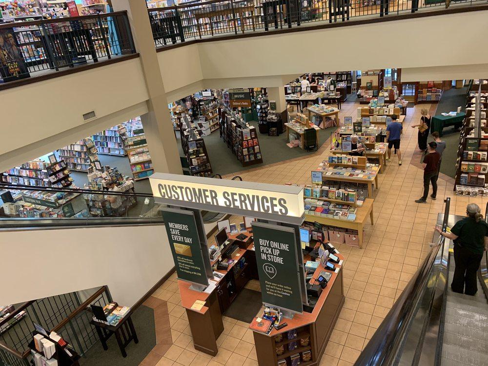 Barnes & Noble Commons at, 1104 E 2100 S, Salt Lake City