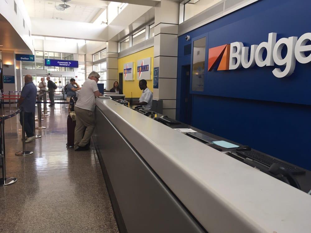Budget Car Rental Intl Airport, 3974 W 500 N, Salt Lake City