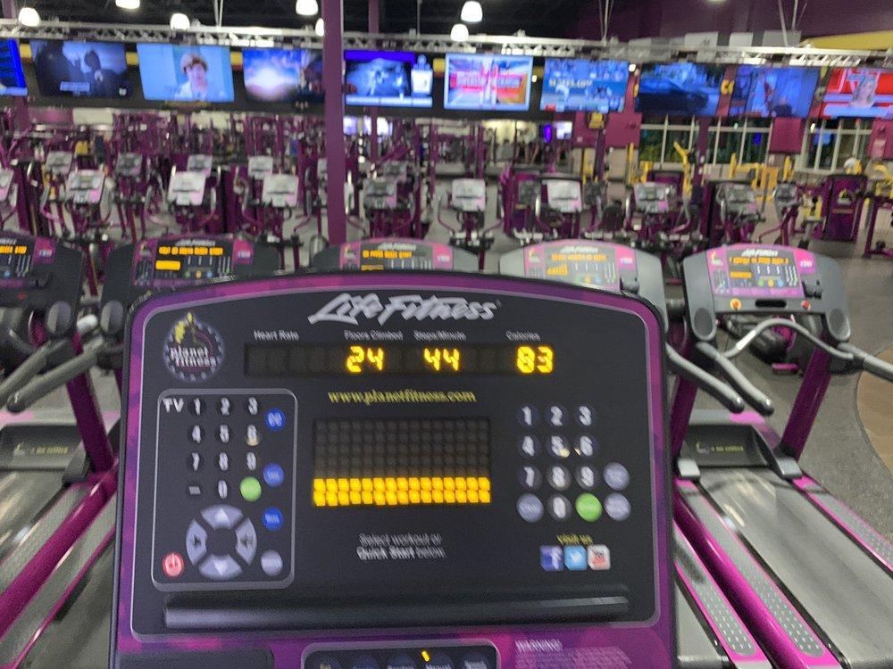 Planet Fitness 11539 4000 W, South Jordan