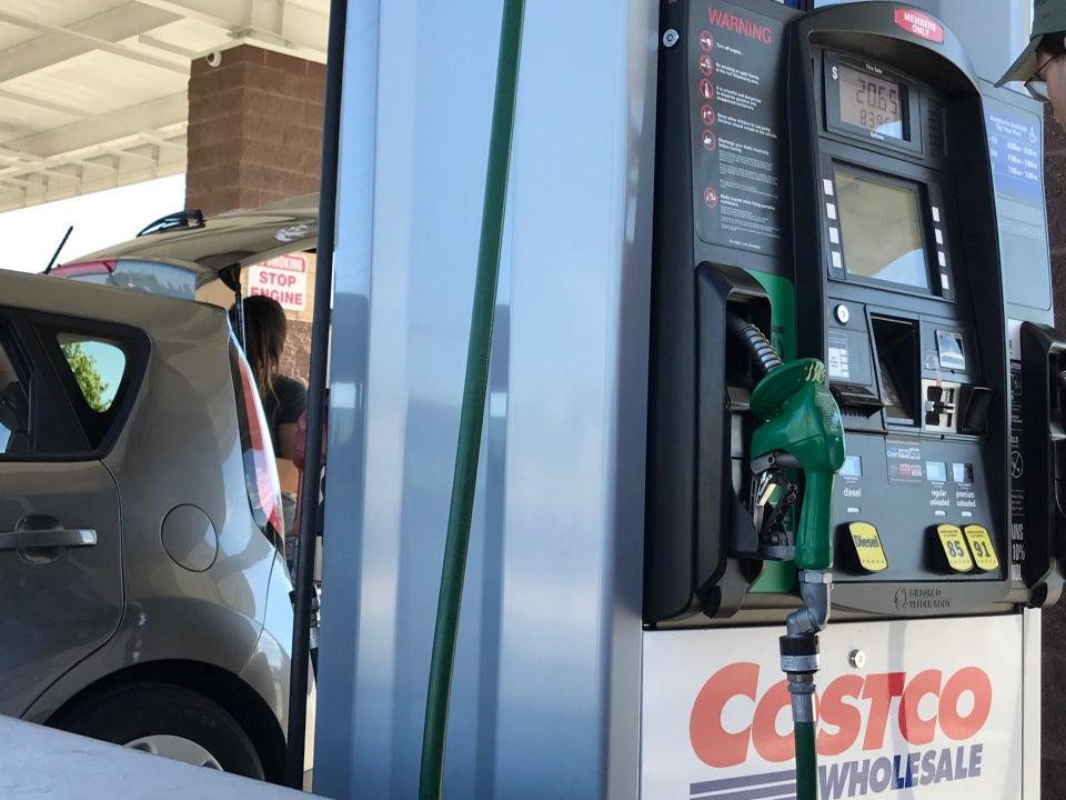 Costco Gas Station 3571 10400 S, South Jordan