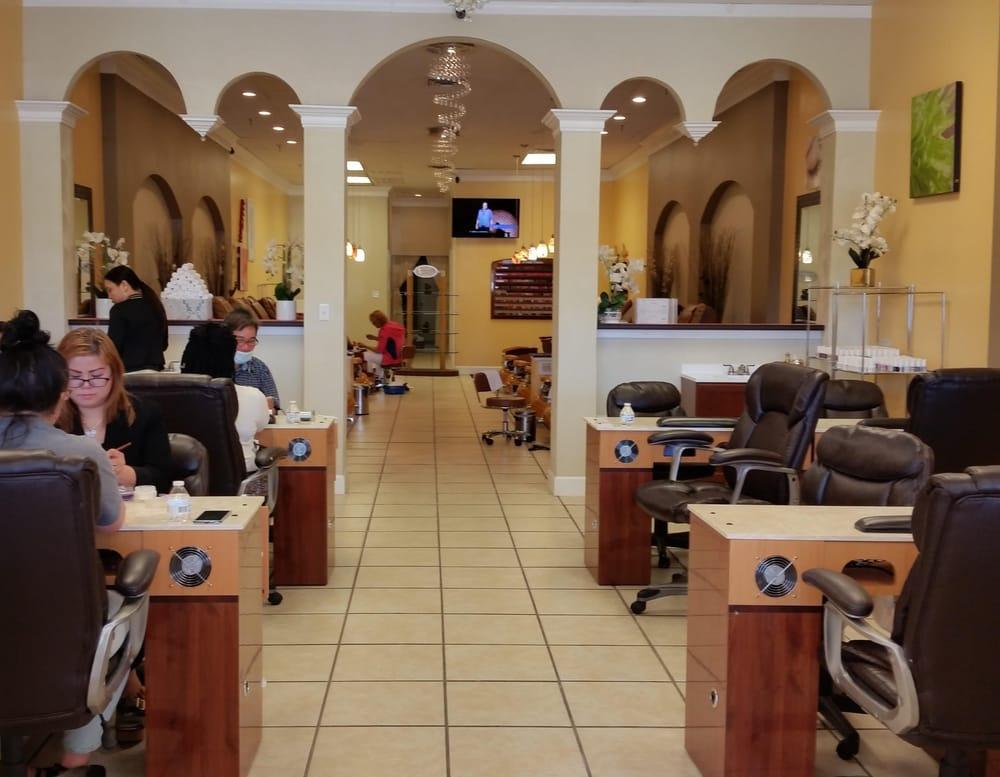 Happy Nails 3132 Western Branch Blvd, Chesapeake