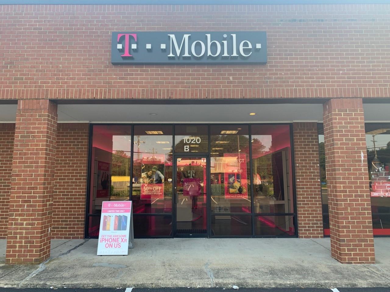 T-Mobile Chesapeake