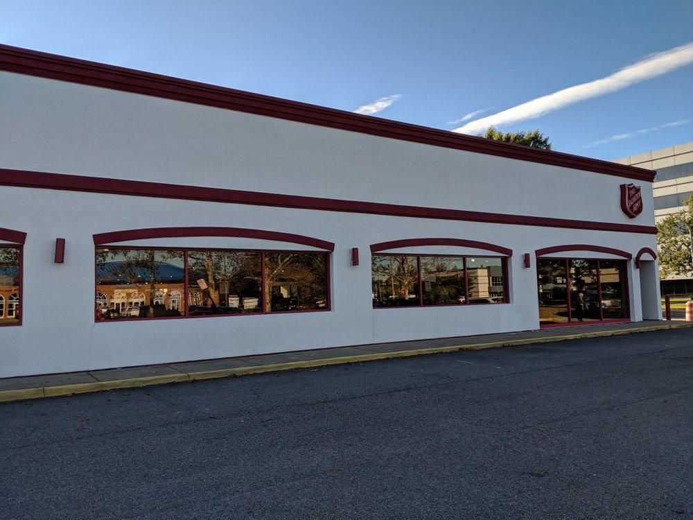 Salvation Army 901 Eden Way N, Chesapeake
