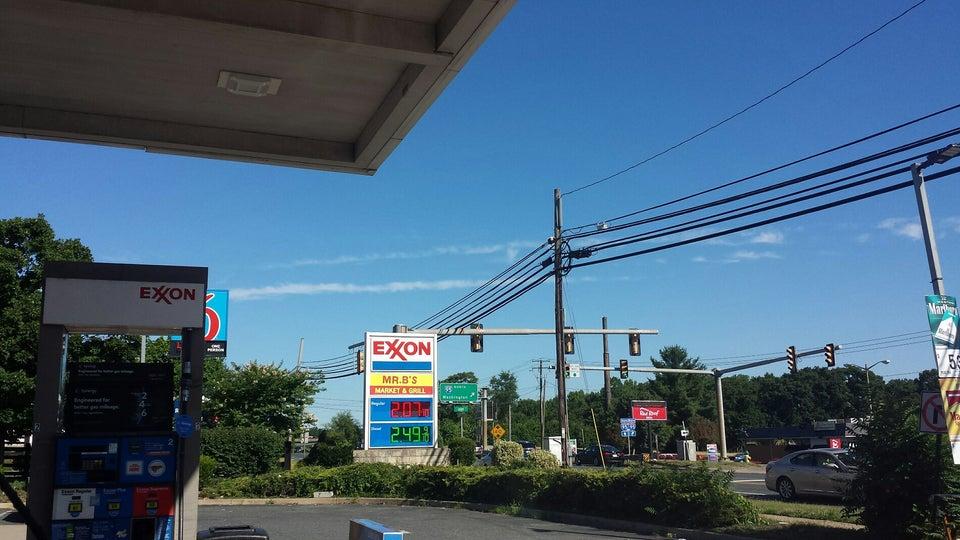 Exxon Fredericksburg