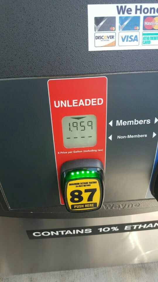 BJ's Gas Fredericksburg