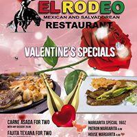 El Rodeo Restaurant Mexican & Salvadorian Food