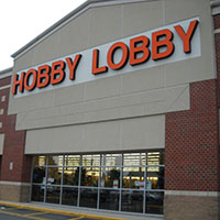 Hobby Lobby 1360 Carl D. Silver Pkwy, Fredericksburg