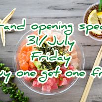Poke Sushi Bowl-Forest Ave Richmond