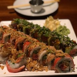 Lucky AF: Asian Fusion & Sushi