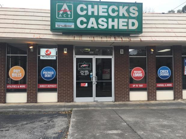 ACE Cash Express 3925 Melrose Ave NW, Roanoke